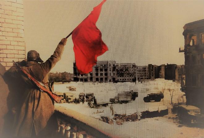 Battle of Stalingrad and Vasily Grossman's novel that was arrested