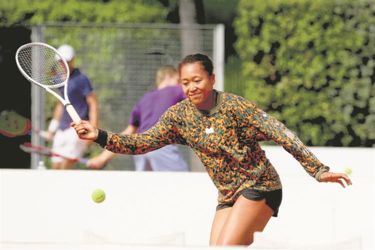 Commend, don't penalise, Naomi
