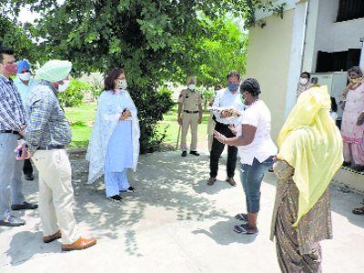 DLSA officials inspect Nabha jails