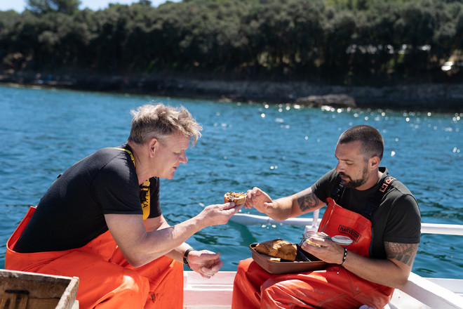 Gordon Ramsay is back with Season 3 of his cooking expedition series