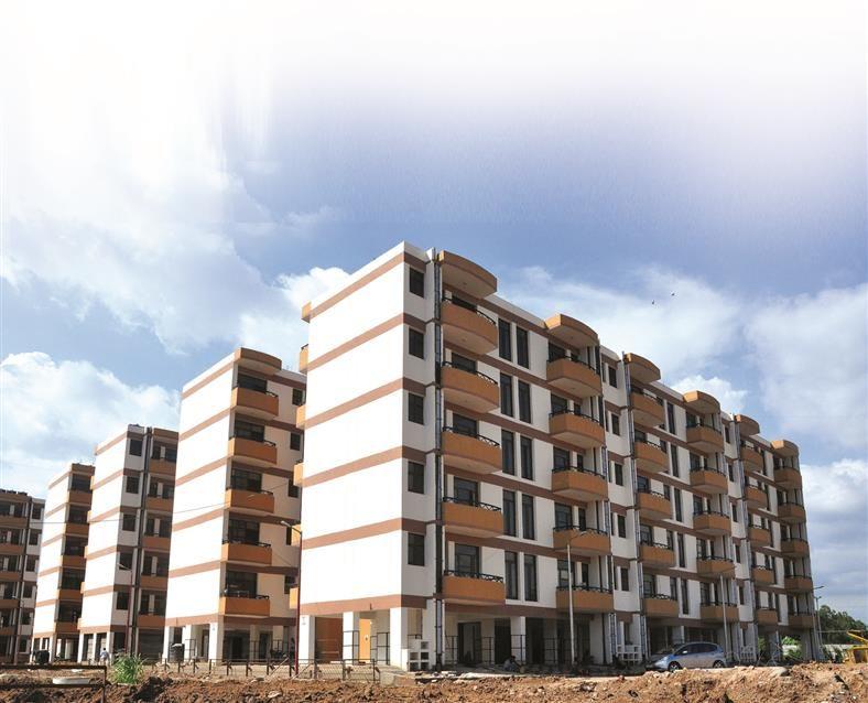 Chandigarh Housing Board invites e-bids for sale of 55 flats