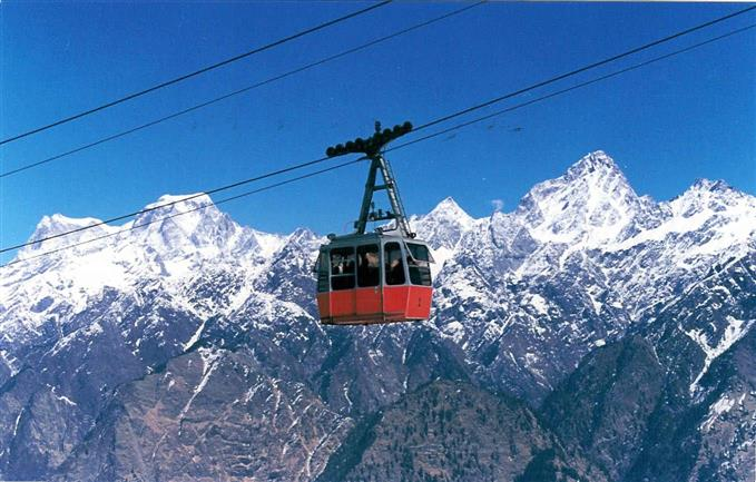 Speed up work on Rohtang ropeway project: NGT to govt