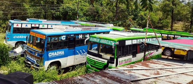 Private bus operators under debt due to Covid restrictions, demand tax relief