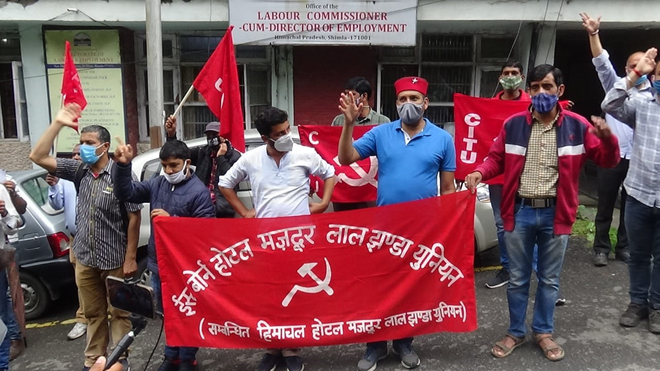 Give Rs 4L to Covid victims' kin: CITU