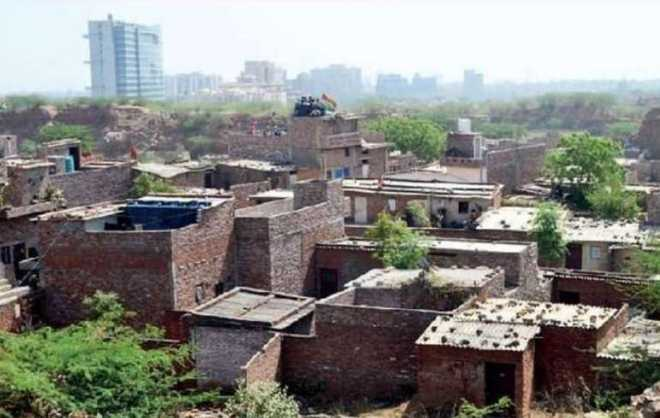 Faridabad police gear up for Khori demolition