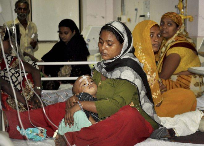 Karnal hospitals have no ICU for children
