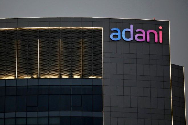 Mystery behind slump in Adani Group shares