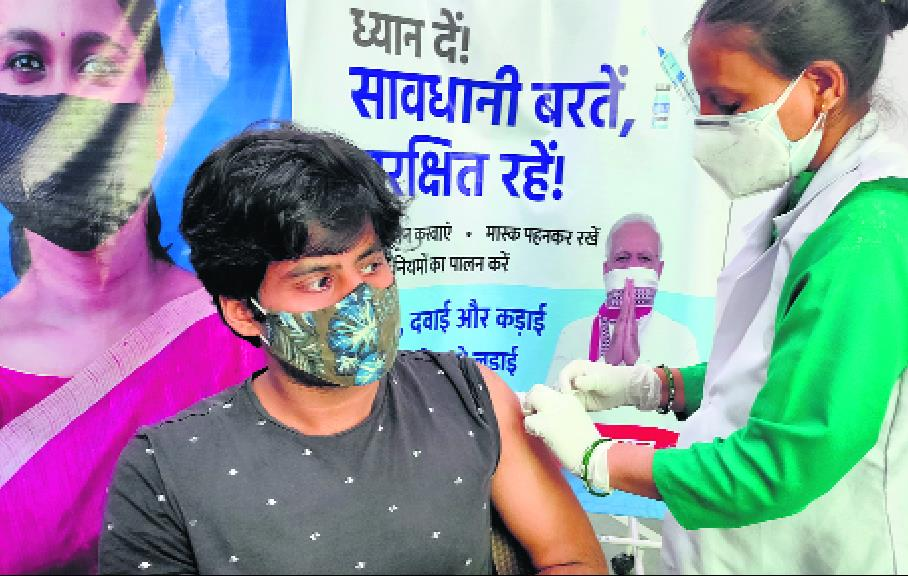 At 31.6%, Chandigarh first dose vax coverage sixth in country