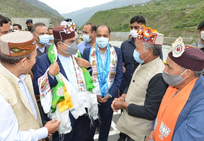 19 tunnels to be constructed in Himachal, work on 8 in progress: Gadkari