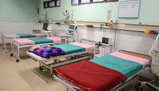 Bathinda hospital barred from admitting Covid patients