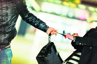 Two masked men snatch bag with Rs 3.5L in Taraori vegetable market