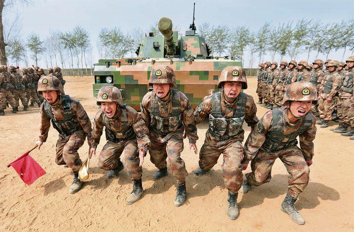 Spectre of 'colour revolution' worries PLA