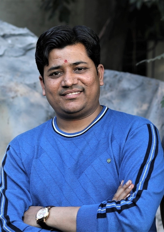 A hat-trick of hits for singer Saurabh Gangal