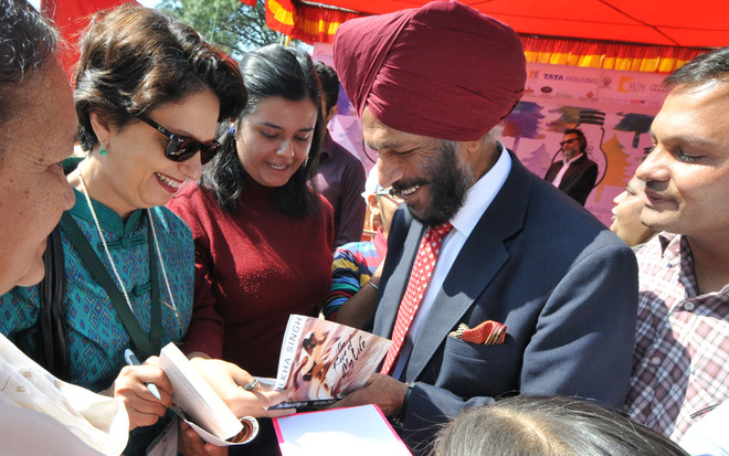 Milkha Singh didn't visit Kasauli house for years