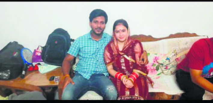 Newly married woman 'abducted' by parents, kin