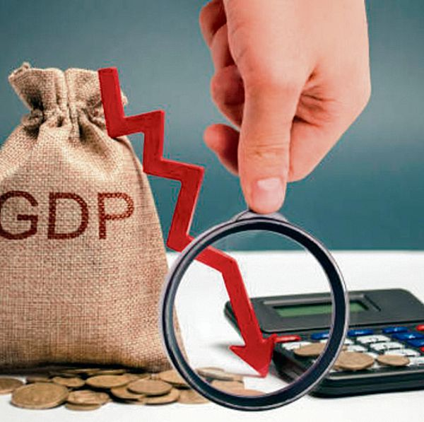 GDP contracts by 7.3%, worst show in 4 decades