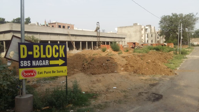 Residents move rights panel against illegal dumping of debris in SBS Nagar