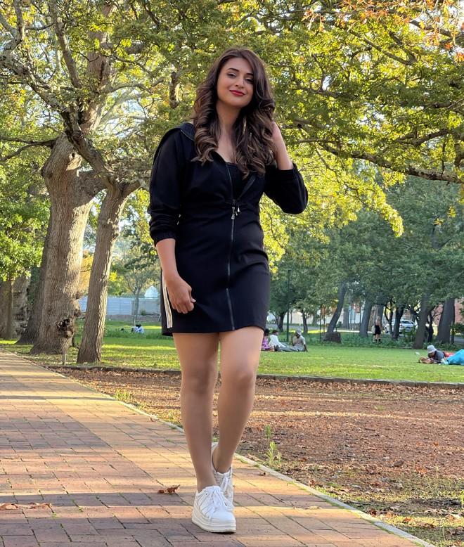 Celebrate every moment, says actress Divyanka Tripathi