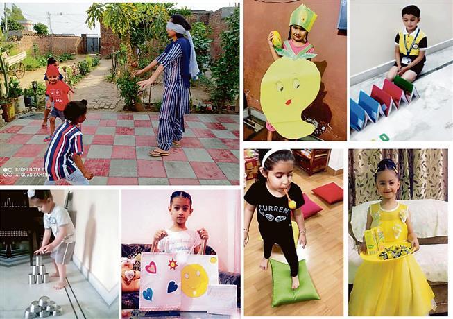 Jalandhar DIPS starts online education for toddlers