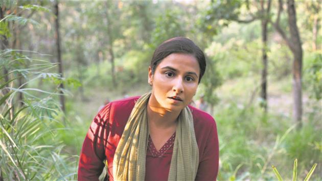 This 'Sherni' of Bollywood, Vidya Balan, says we can't choose between development and environment
