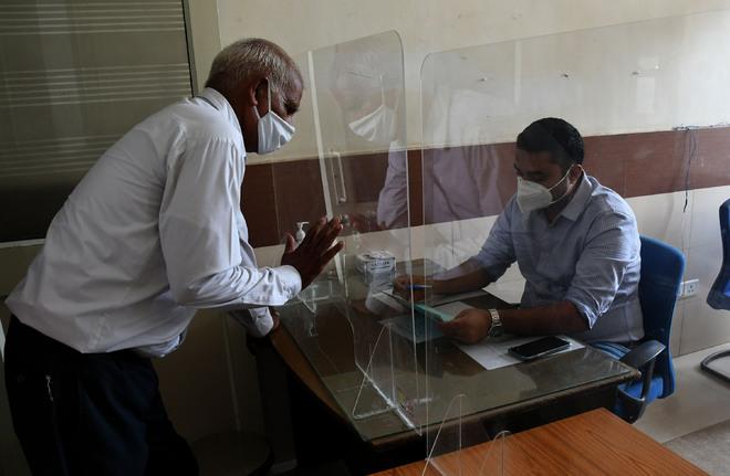 609 avail of OPD services at Panchkula Civil  Hospital