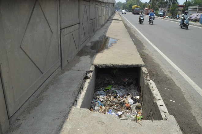 No efforts made to check waterlogging on highways
