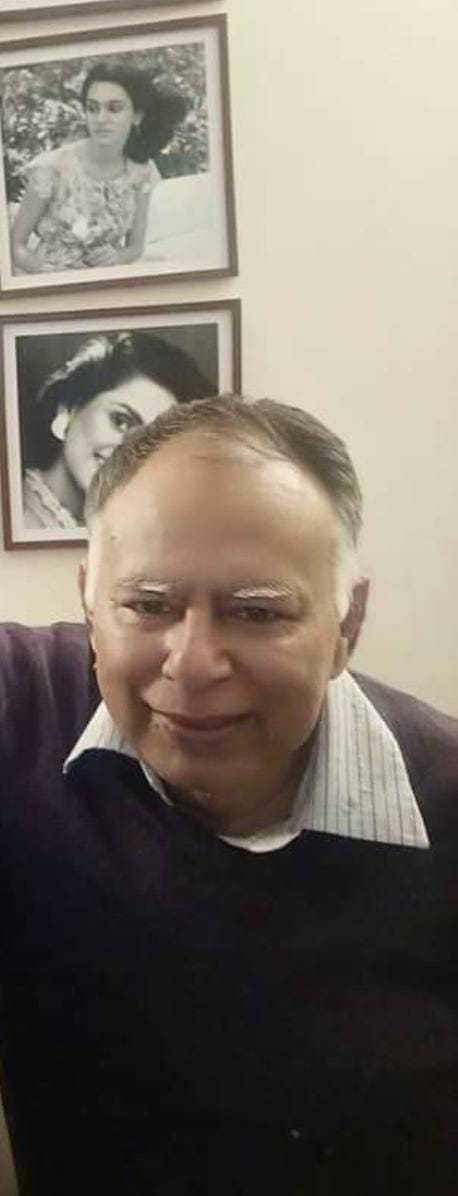 Neerja Bhanot's brother dies