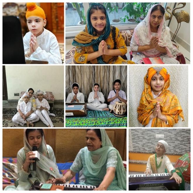 Antariksh Pasricha 2nd in MA Music