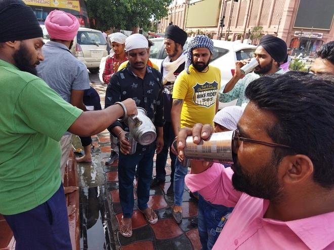 Two die of heatstroke in Amritsar