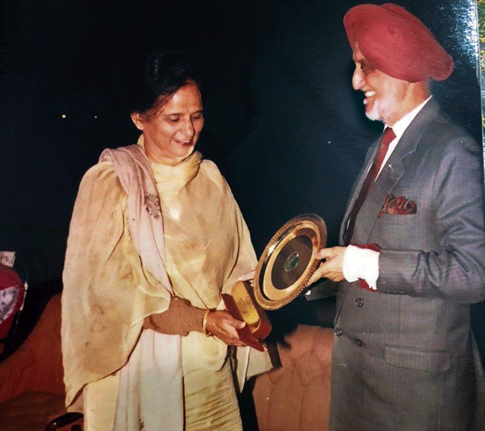 Adieu Nirmal Milkha Singh — a friend, guide & philanthropist