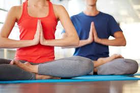 Virtual workshop on yoga