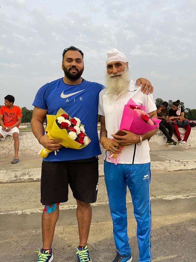 Shot-putter Tajinder Pal Singh Toor has a Jalandhar connect