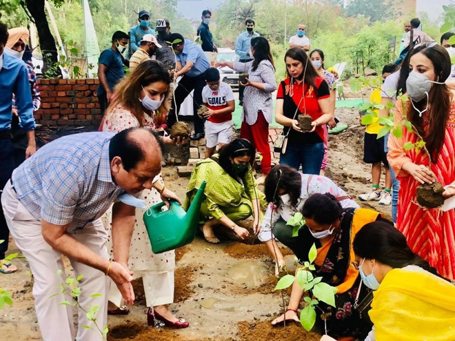 Garbage dump at Ludhiana's Focal Point to be converted into mini-forest