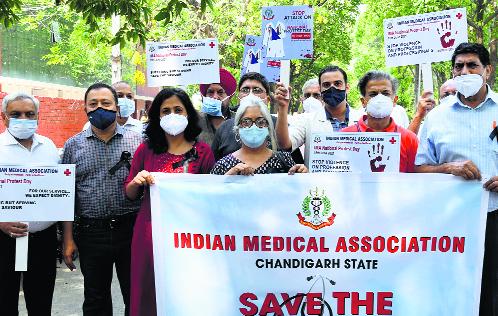 IMA protests violence against docs