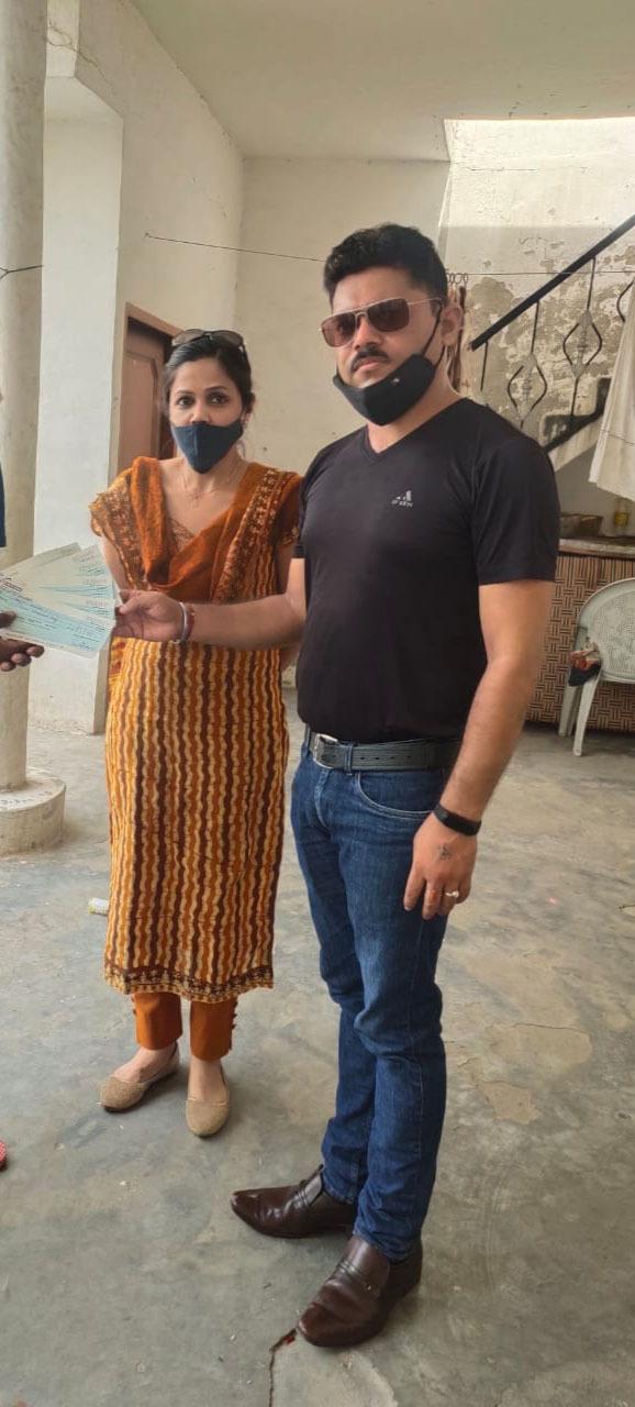 Chandigarh-based NGO Suryansh Foundation extends help to Kapurthala rape survivor's family