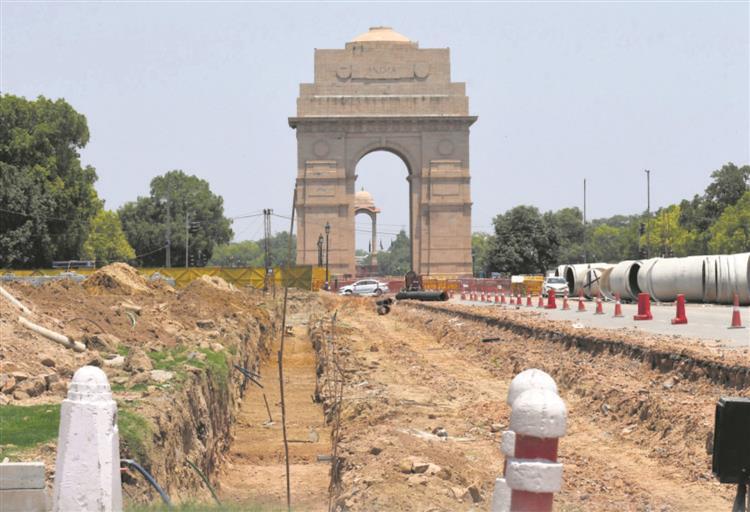 Plea in Supreme Court over Delhi High Court refusal to halt Vista work