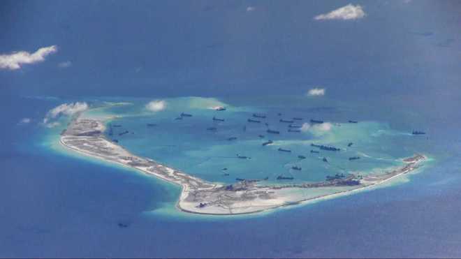 Japan, Australia discuss China's actions  in regional seas