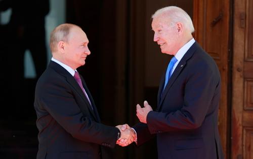 Vladimir Putin, Joe Biden end summit, no joint press conference