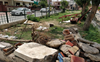 Kurukshetra park in A pathetic condition