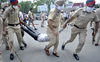 Jobless youth, cops clash in Patiala