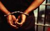 1 held with illegal liquor  in Andretta