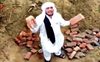 Haryana BJP lays office stone, 2 hrs later farmers raze it