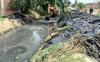 Fear of Ghaggar flood looms as repair work incomplete