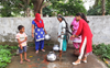 3 weeks on, Jhajjar villagers not getting drinking water