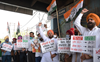 Cong up in arms against fuel price hike