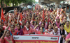 Contractual workers seek increase in pay