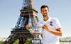 Slam book! Djokovic going the right way