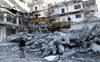 Israeli airstrikes target Gaza sites, violate truce