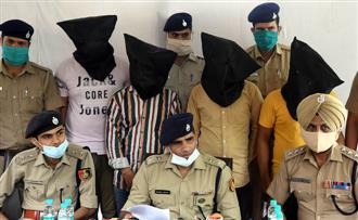 2 neighbours among four held for Chandigarh boy's kidnapping