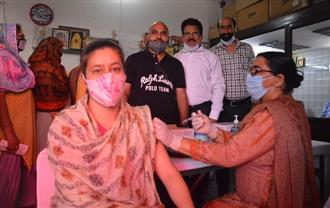 Ludhiana among 9 dists with no vaccine wastage